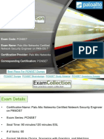 2017 Examcollection Palo Alto Networks PCNSE7 Dumps | Examcollection.in