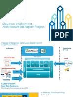 Pagcor EDH Deployment Architecture
