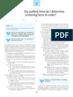 Screening Tests