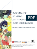 Manual for Artist Training in Arts and Aging (1)