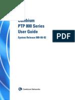 Cambium PTP 800 Series 06-02 User Guide.pdf