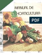 Manual de Horticultura - Vigliola