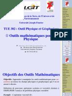 TUE302 Math