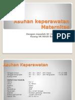 Ppt Seminar Mater
