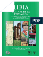 De Alba Ulloa El Conflicto Libio Analizado Teorías de Relaciones Internacionales