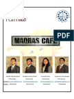 Madras Cafe_IIM Kozhikode