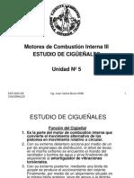 5 EStudio de Cigueñales M III