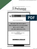 Resolucion de Presidencia Ejecutiva Nº 101-2015-Servir-pe