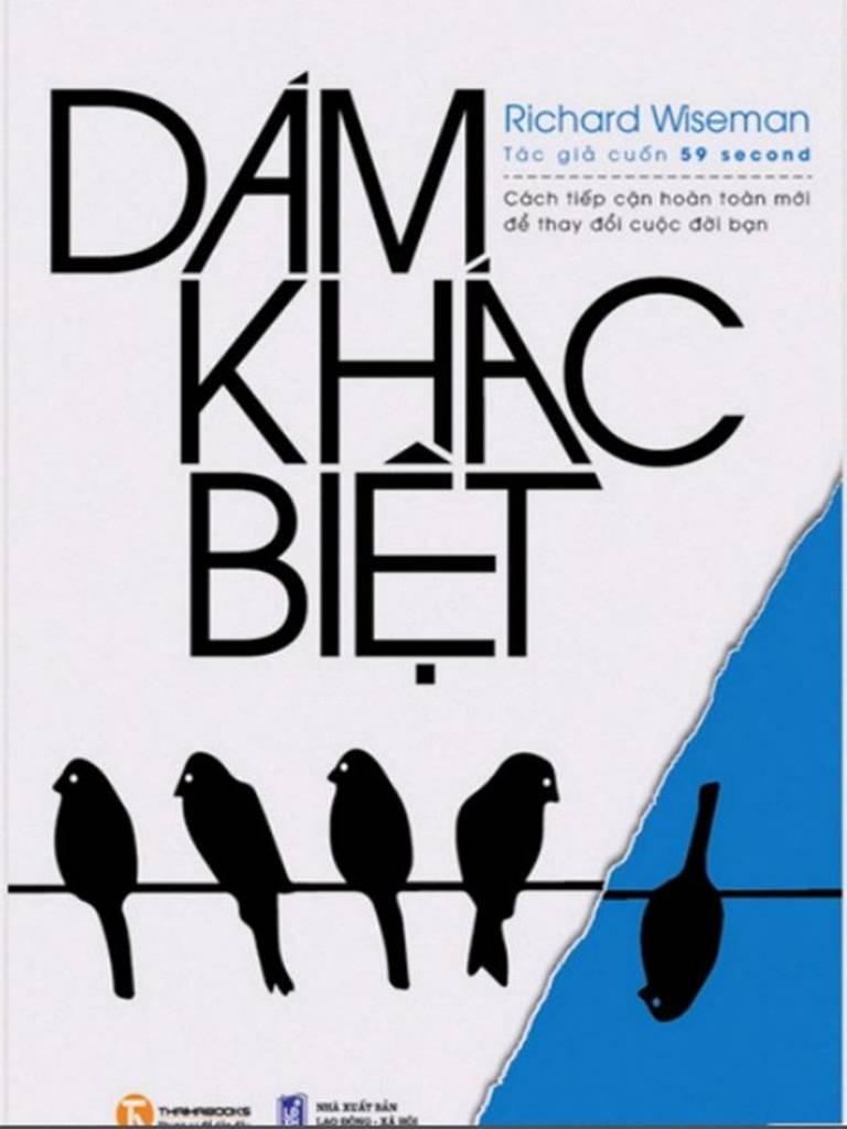 Dam Khac Biet Richard Wiseman