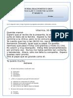 EVALUACION DIAGNOSTICO 5 LENGUAJE 2015.doc