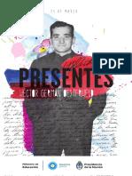 Presentes Héctor Germán Oesterheld