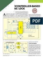 87635384 Pic Based Electronic Lock