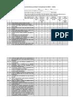 Escala DSM 5 Adulto