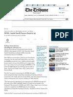 SIDBI, Capital Small Finance Bank Tie Up
