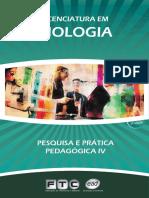 015 - PPPIV - Licenciatura Em Biologia FTC-BA