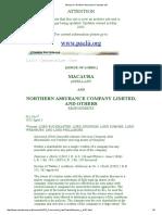 Macaura v Northern Assurance Company Ltd.pdf