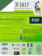 TIFAN College Invitation Leaflet 0xC