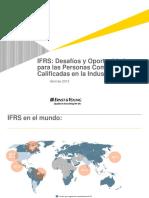 09 - IfRS Desafios y Oportunidades PC - O Galvez - Ernst & Young