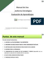 Manual Uso Plataforma Estrat Evaluaciones