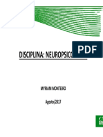 Introdução Neuropsicologia Parte I