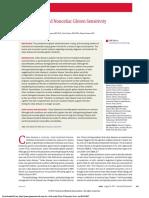 Celiac Disease and Nonceliac Gluten Sensitivity a Review