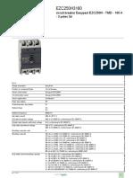 EasyPact EZC_EZC250H3160