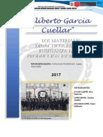Los materiales didácticos para la enseñanza de la producción escrita el L2