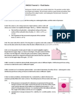 KNE213 Tutorial1 Statics Questions