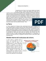 Geologia resumen diapositivas