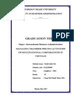 Trịnh Linh Chi Anh 6 k52 Qtkdqt