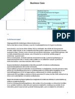 It-Sundhedsplatform - Business Case for Reg H v0.11