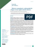 Resiliencia Comunitaria y Enfermedad de Chagas en Una Región Rural de México