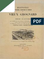 Collectif1806 1897 Histoire Du Vieux Grognard FR