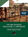 CIMI_Educação descolonial
