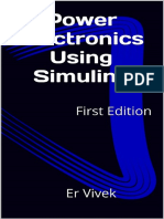 Power Electronics Using Simulink - Er ViveK