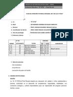 Plan Anual de Tutoria 2017