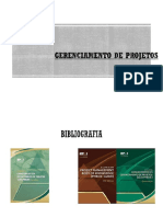 Gerenciamento de Projetos - PMBOK