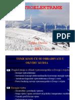 Vjetroelektrane i 2017
