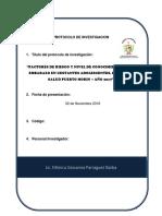 Protocolo de investigación enfermería PUERTO MORIN - VIRU