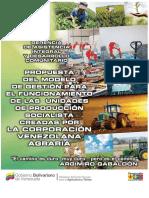 Modelo de Gestion de Las Unidades de Produccion Socialista