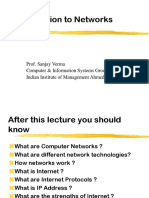 Introduction to Networks 2017