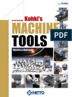 Machine Tools (Tk103n)