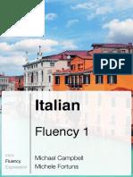 Campbell M., Fortuna M. - Glossika Italian Fluency 1 - 2016