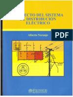Proyecto del Sistema de distribucion Eléctrico - Alberto Naranjo