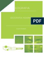 1 SEM. Geografia Humana (20 Unid - Geo - SEC)