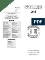 MLBD catalogue 2017