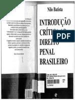 68917851 Nilo Batista Introducao Critica Ao Direito Penal Brasileiro