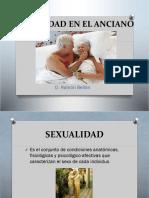 Sexualidad en El Anciano