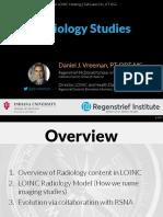 2017 03 08 - LOINC - Radiology Studies