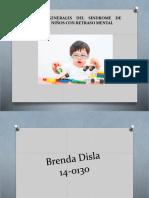 Exposición de Síndrome de Down.brenDA.tema I0 - Copia